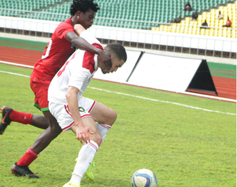 Flames survive Morocco scare in RVG's last match
