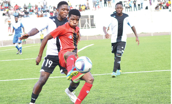 Griffin Stars ready for Peter Banda's local offers