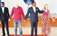 Hunted like animals: people with albinism