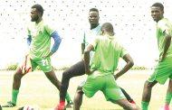 Meke Mwase names squad