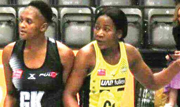 Malawi Queens duo battles in Vitality Super League