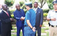 UK supports national elections command, control exercise