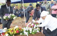 Peter Chupa buried