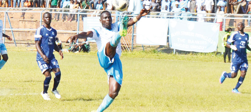 Silver Strikers counselling Khuda Muyaba against contract termination