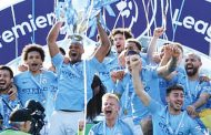 Man City win EPL