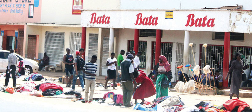 Business slow as Malawians vote