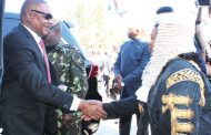 Peter Mutharika warns perpetrators of violence, outlines vision