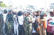 Pro-Jane Ansah women march in Blantyre